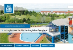 Website Kurzentrum